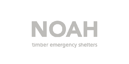 Film für NOAH – timber emergency shelters